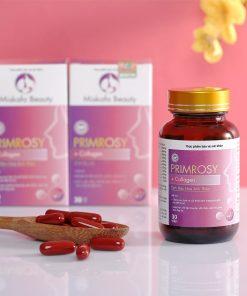 Viên uống nội tiết tố primrosy collagen