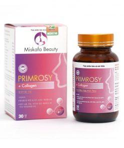 Viên uống primrosy collagen
