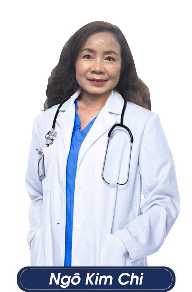 PGS.TS Ngô Kim Chi