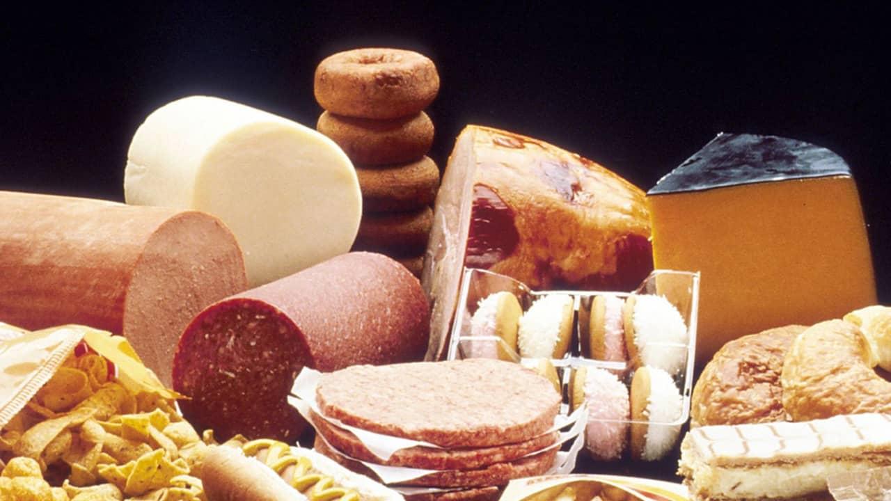 Các loại thực phẩm chứa chất béo chuyển hóa
