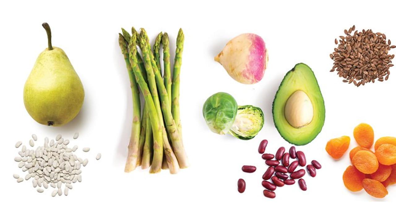 các thực phẩm chứa chất xơ hòa tan