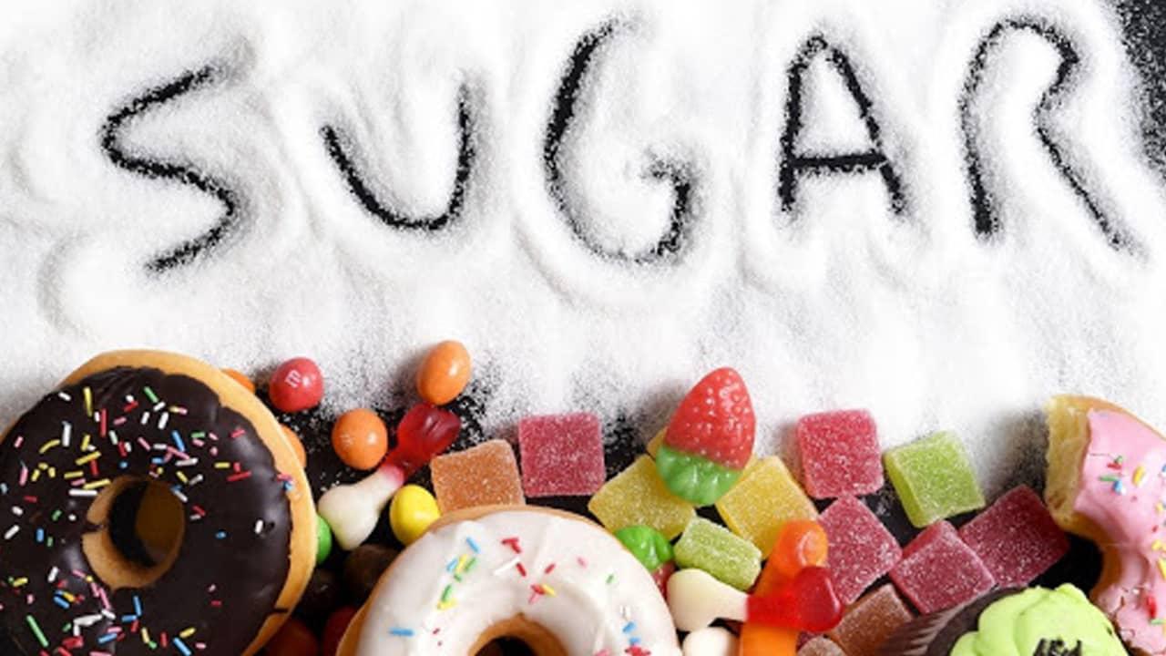 Đồ ăn chứa nhiều đường sẽ làm bạn tăng cân đấy nhé!